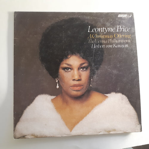 Leontyne Price - A Christmas offering