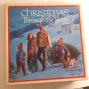 Christmas through the years - Christmas favorites