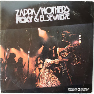 Frank Zappa / Mothers - Roxy and elsewhere