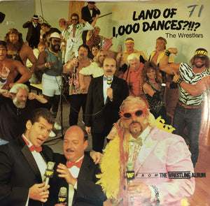 The Wrestlers - Land Of 1,000 Dances?!!?