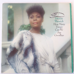Dionne Warwick - How many times
