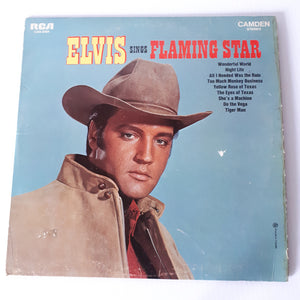 Elvis - Flaming Star