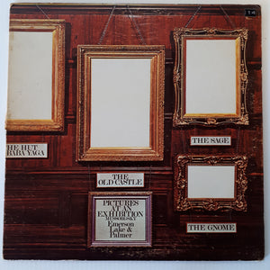 Emerson, Lake and Palmer - Pictures at an exhibition