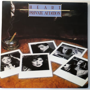 Heart - Private audition