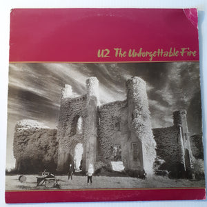 U2 - Forgettable fire