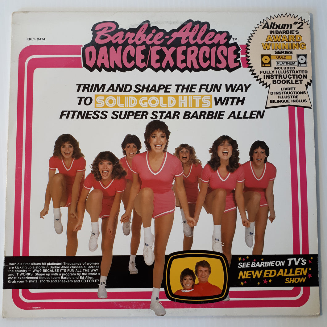 Barbie Allen - Fitness superstar