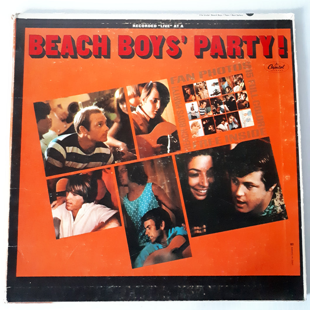 Beach Boys - Party !