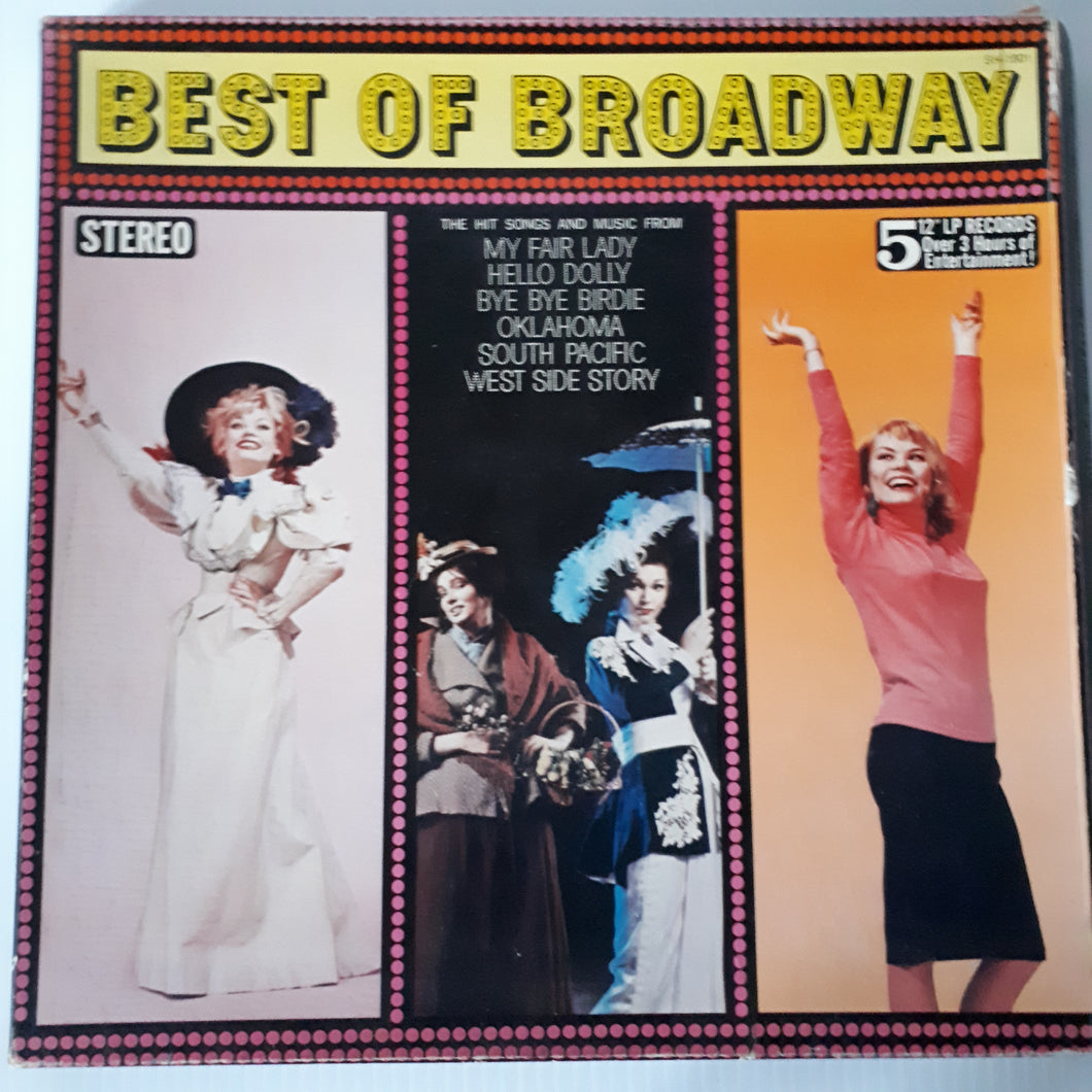 Best of Broadway  - My fair, Hello Dolly, Bye