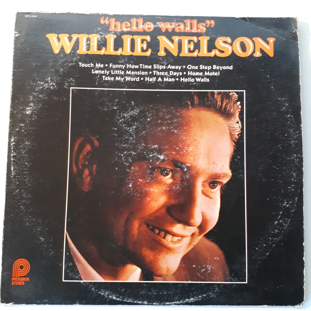 Willie Nelson - Hello walls