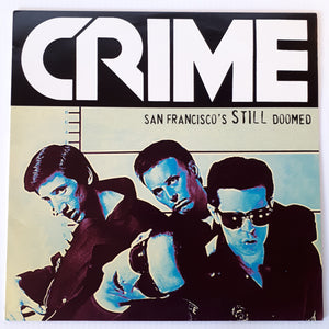 Crime - San Francisco's still 2004