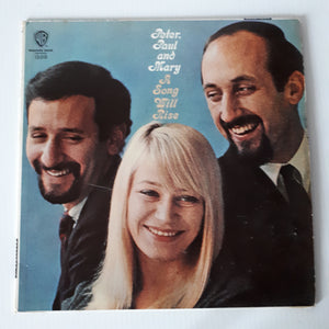 Peter,Paul and Mary - A song will rise