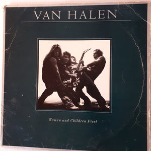 Van Halen - Women and children 1st