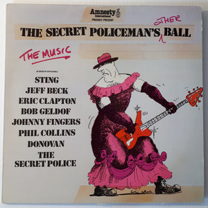 The Secret Policeman's Other Ball - The music
