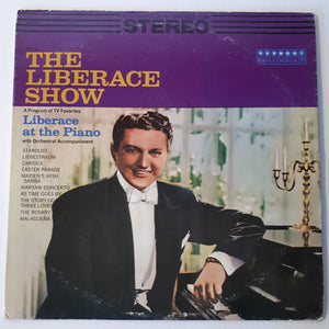 Liberace show - at the piano