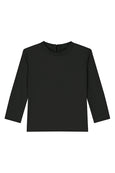 Black - Unisex Long Sleeve Rash Vest