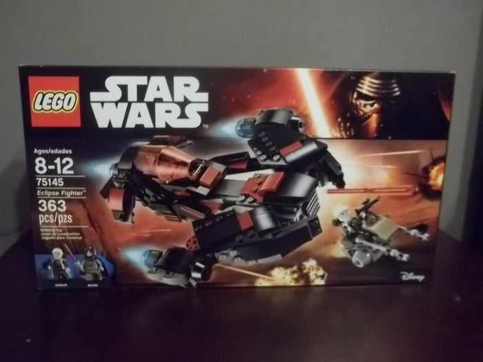 Lego Star Wars Eclipse Fighter Review