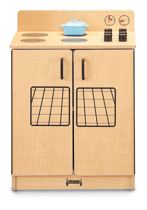 MapleWave Play Kitchen Stove