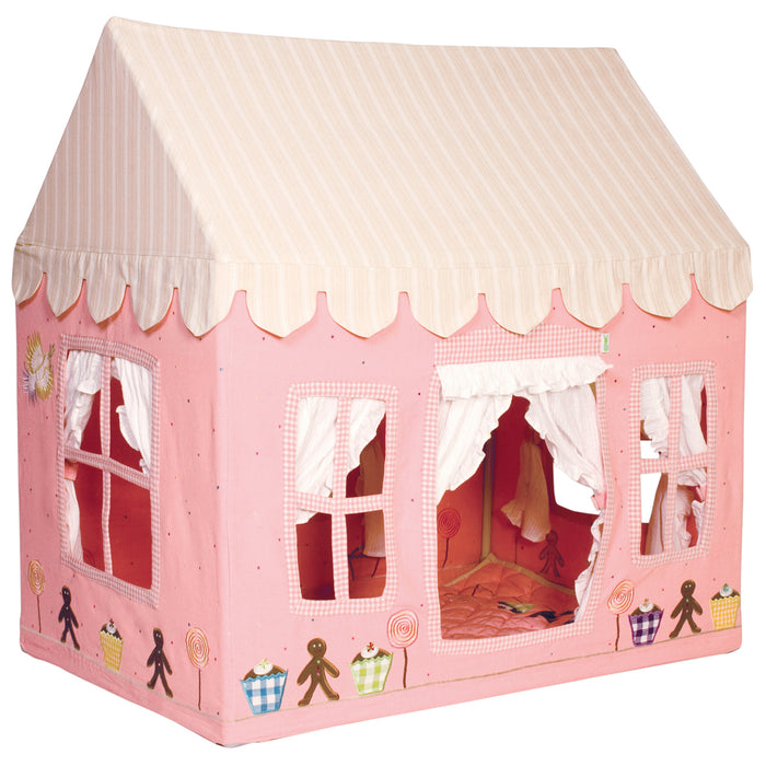 Win-Green Gingerbread Cottage Playhouse