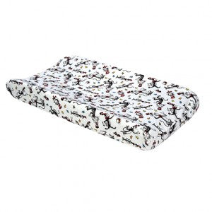 Dr. Seuss Cat In The Hat Changing Pad Cover