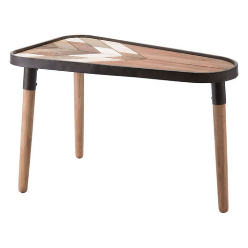 Large Brown Arrow Table