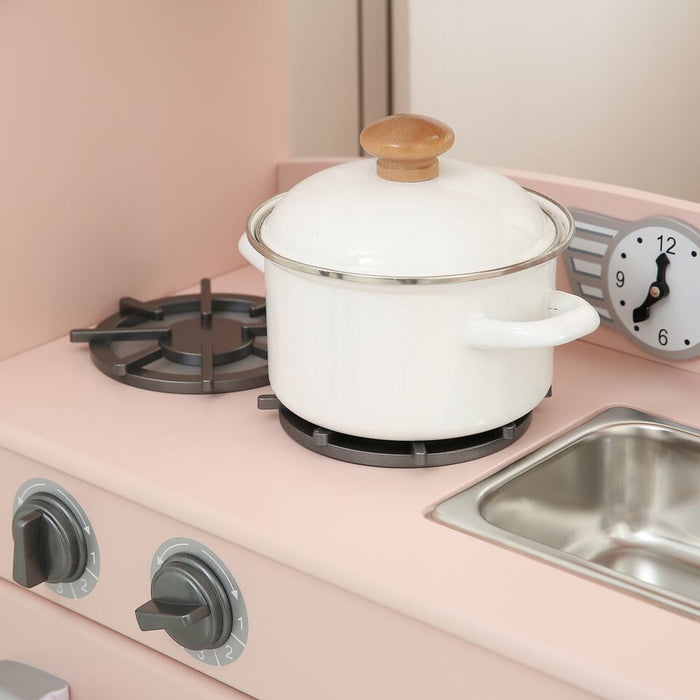 Retro Play Kitchen Westchester - Pink