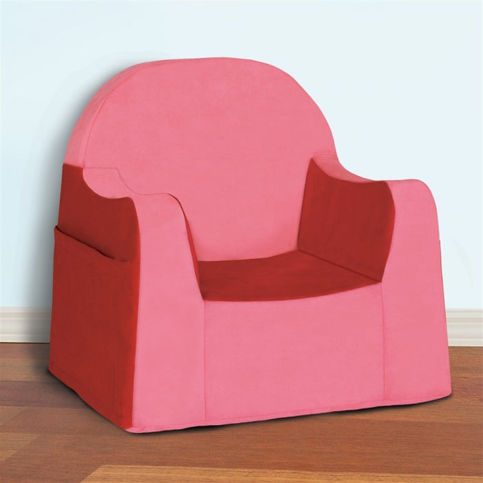 P'kolino Little Reader Toddler Chair - Red