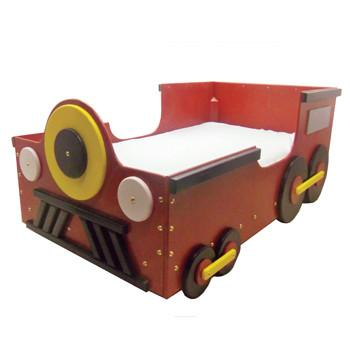 Toddler Train Bed