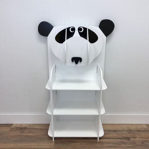 Playful Panda Bookcase