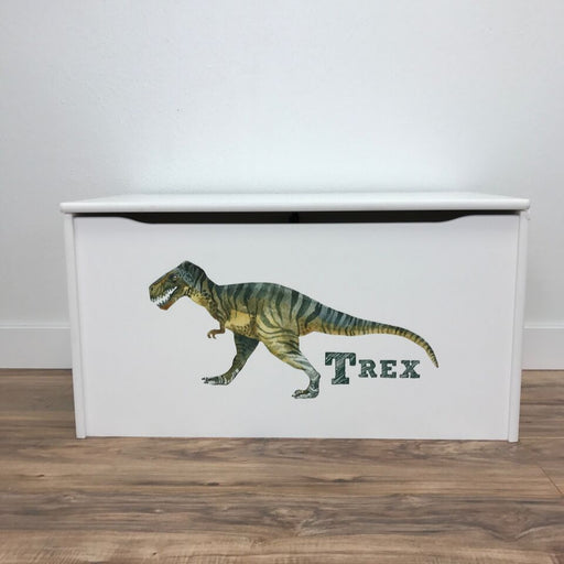 Little Prints T-Rex Toy Storage Box