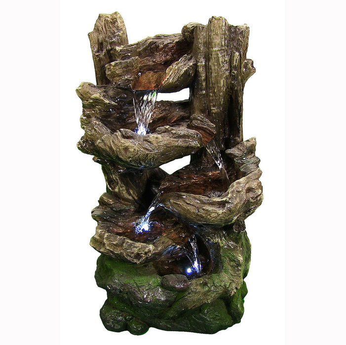 5 Tiered Woodland Fountain