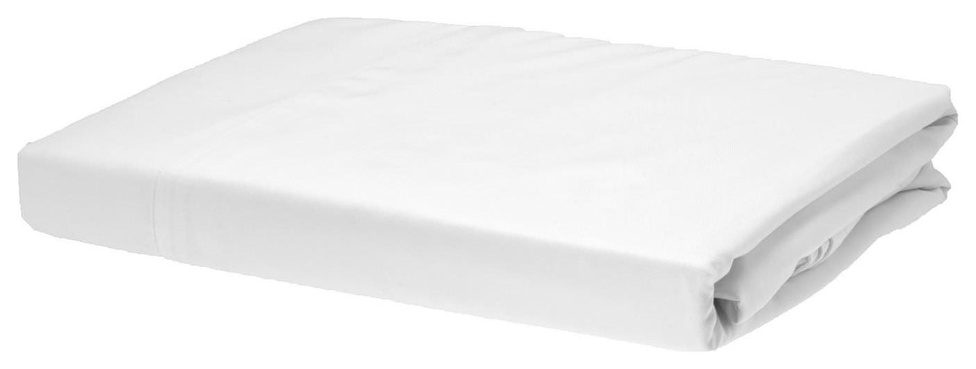 Rayon from Bamboo Duvet Covers - White/White