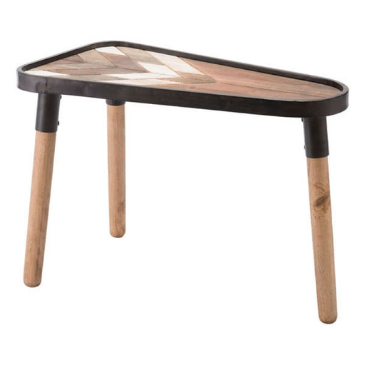 Small Brown Arrow Table
