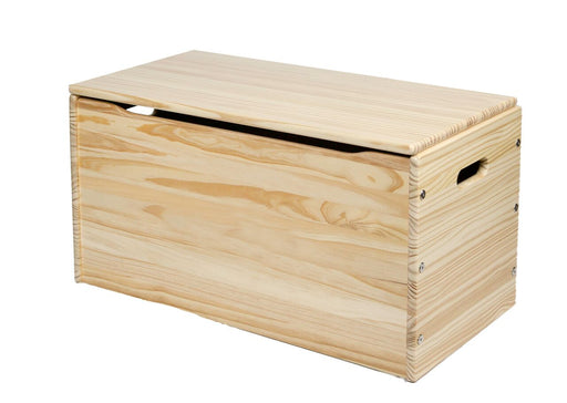 Toy Storage Box - Natural