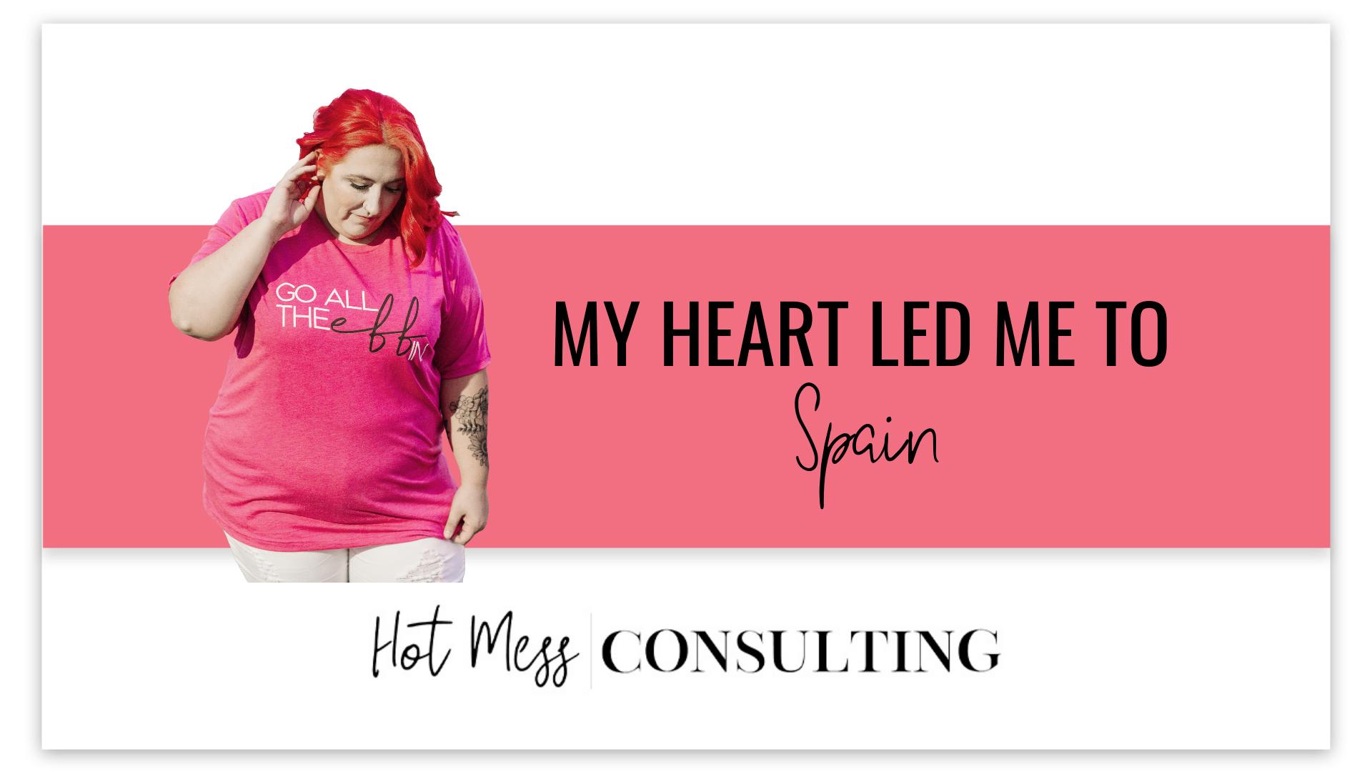 My Heart Led Me to Spain