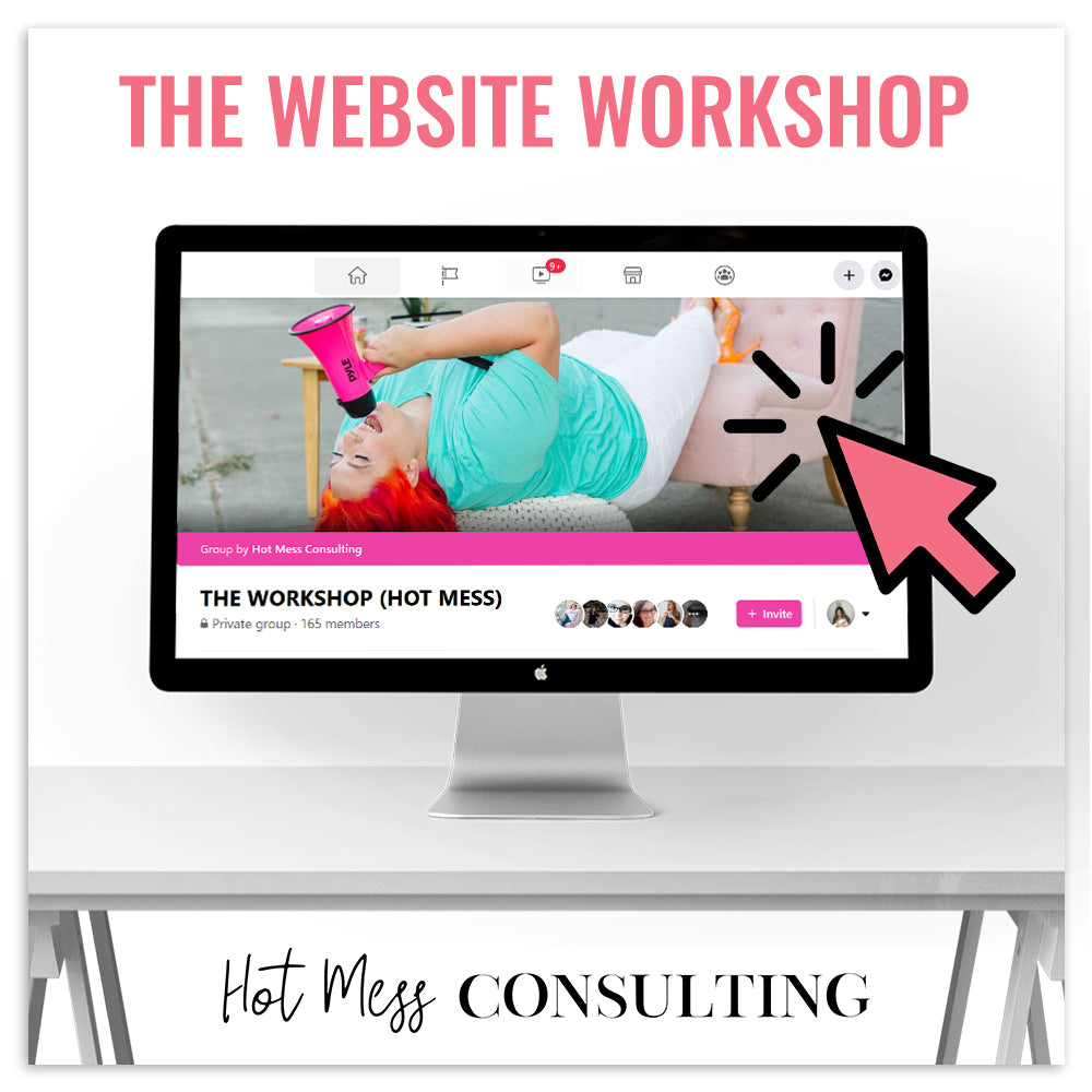 The Website Workshop