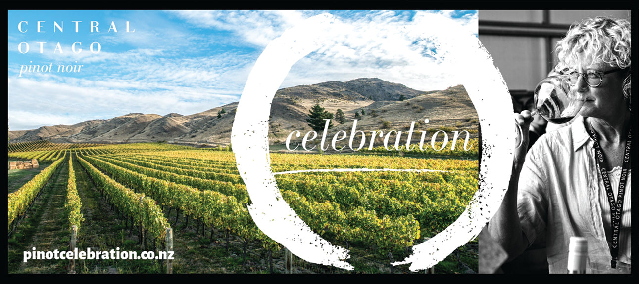 2020 Central Otago Pinot Noir Celebration - January 30th to February 1st