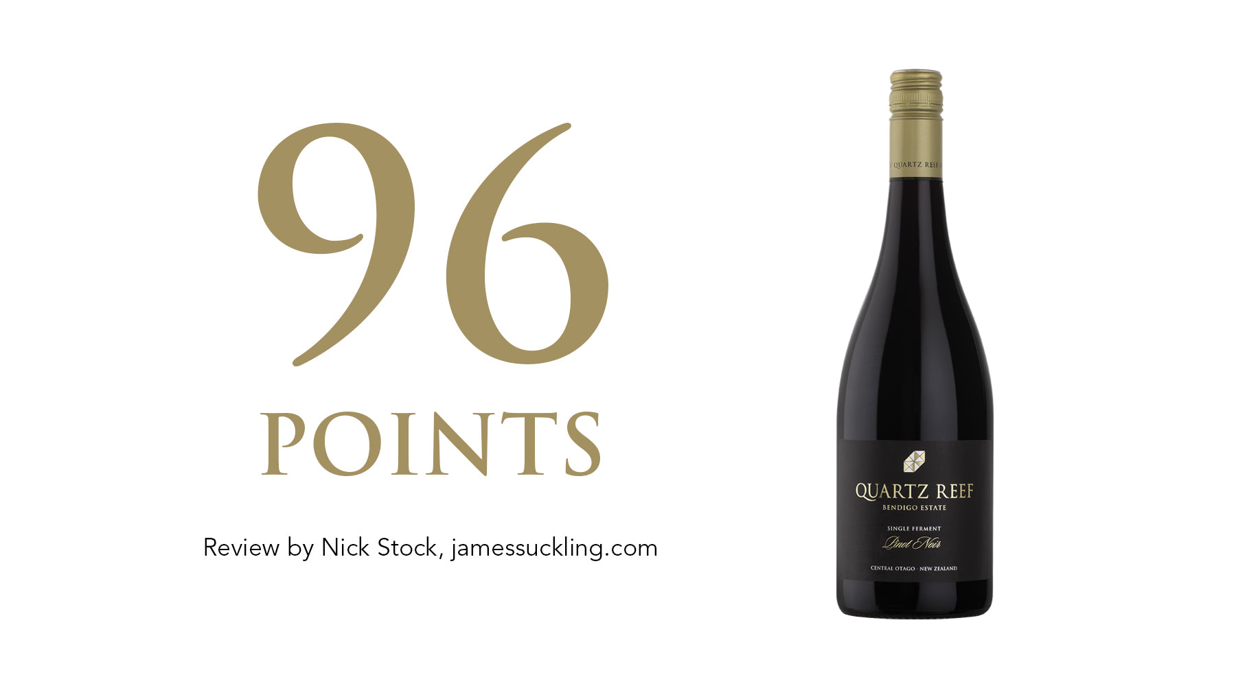 Single Ferment Pinot Noir 2017 - Awarded 96 Points
