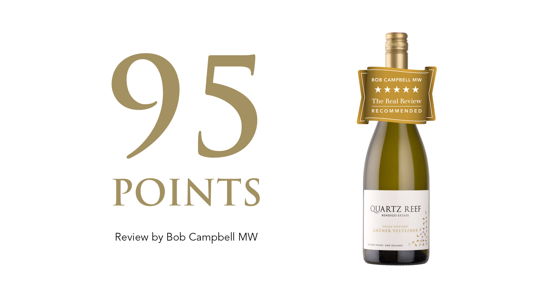 Gruner Veltliner 2019 - Awarded 95 Points