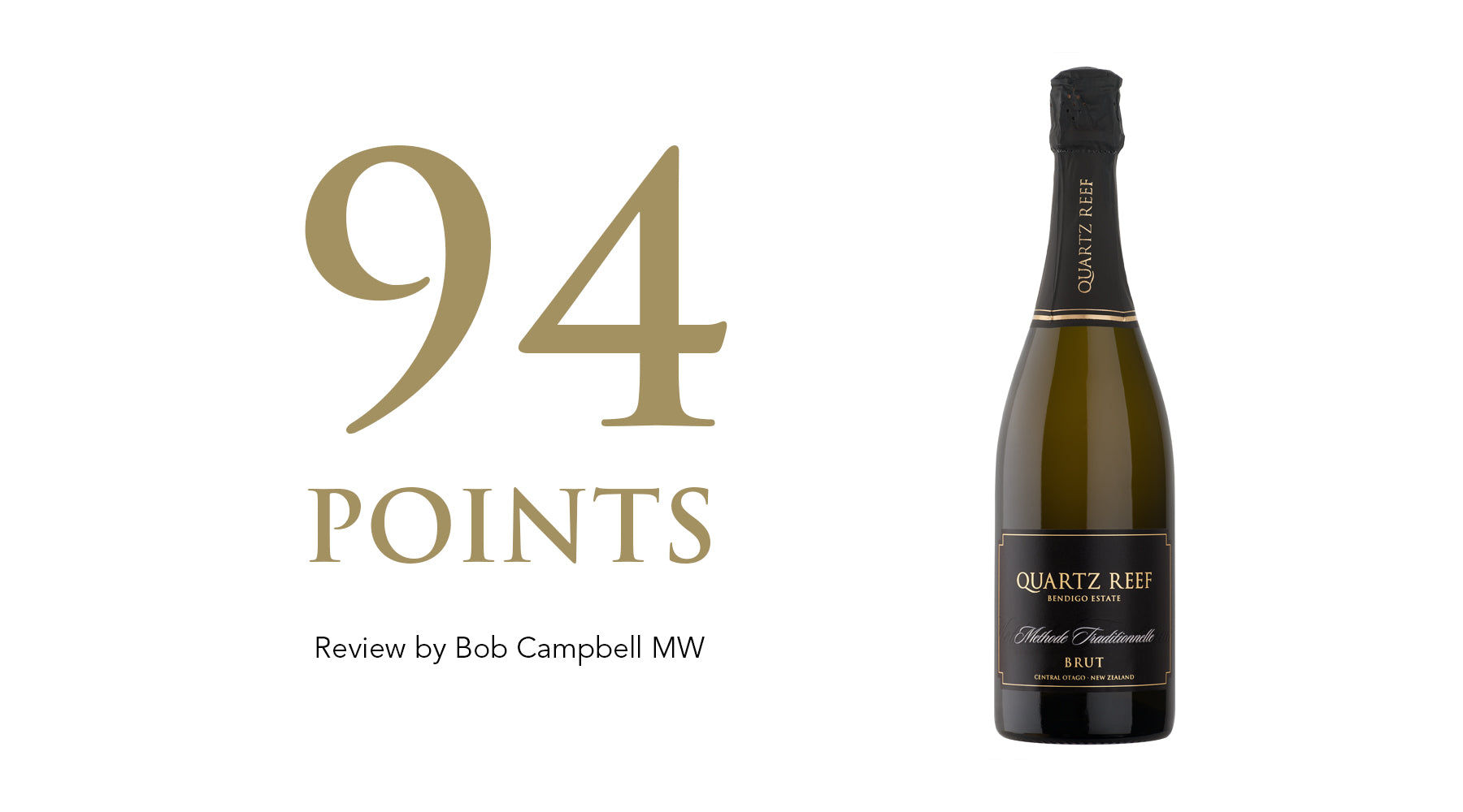 Methode Traditionnellé Brut - Awarded 94 Points