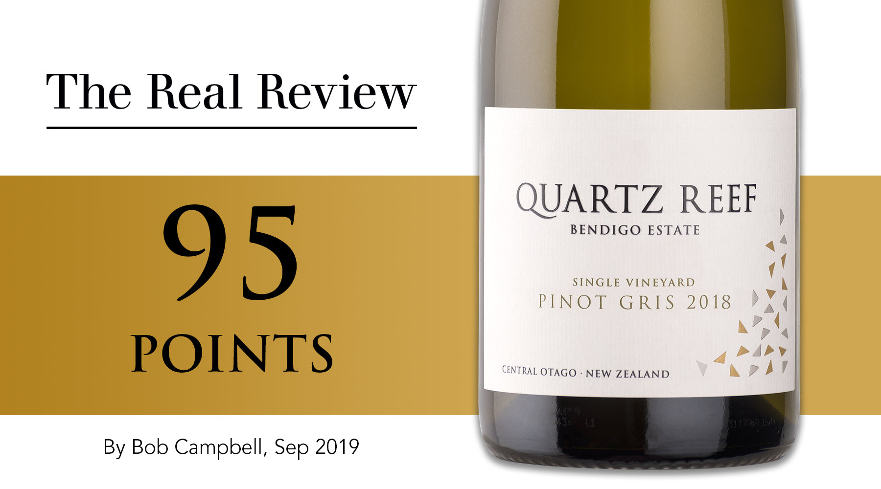 Pinot Gris 2018 - Awarded 95 Points