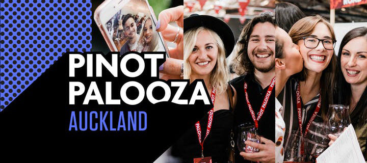 Pinot Palooza Auckland - Saturday 7th September 2019