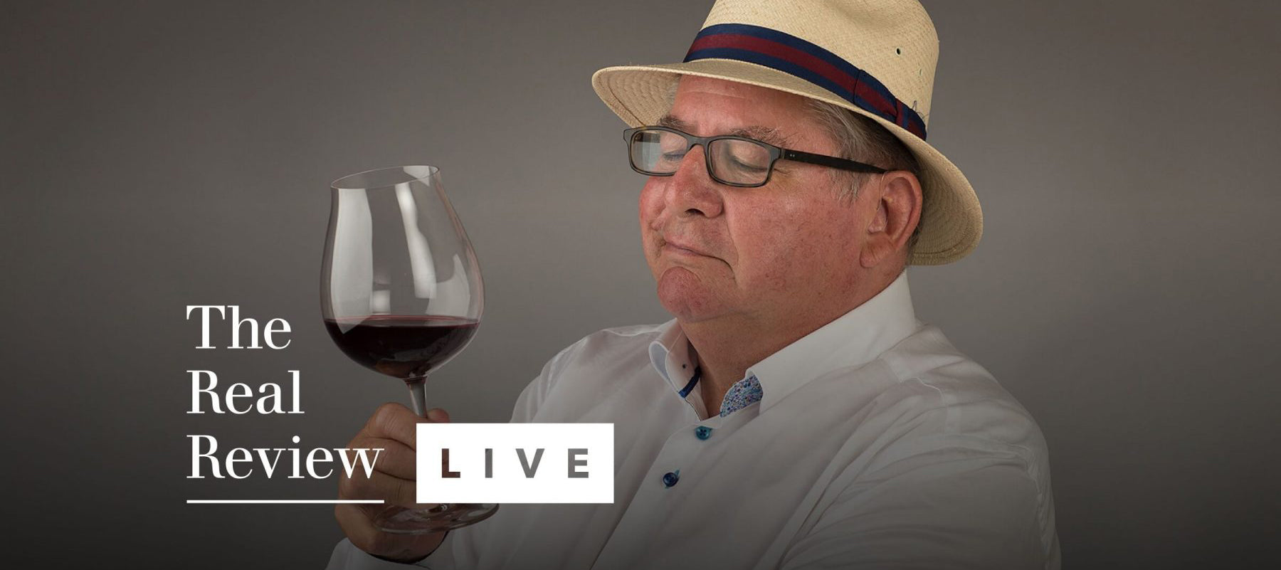 Join our free virtual wine tasting with Bob Campbell MW: 11th June at 6pm