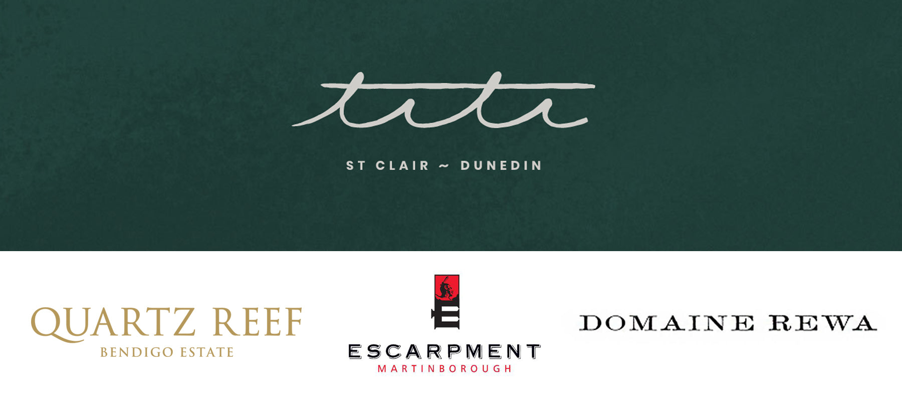 Wine and Dine at Titi - 20 & 21 August