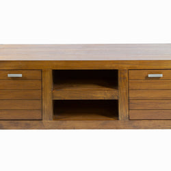 Mesa TV Madera de mindi (150 x 50 x 60 cm) - Colección Be Yourself by Craftenwood