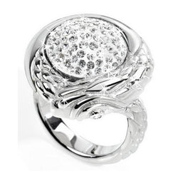 Anillo Mujer Just Cavalli SCOE05012 (16,56 mm)