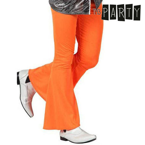 Pantalón para Adultos Th3 Party Disco Naranja