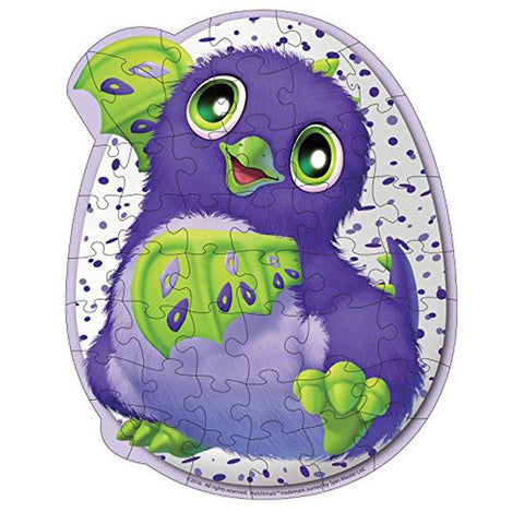 Puzzle Infantil Hatchimals Bizak 61928468 (46 pcs)