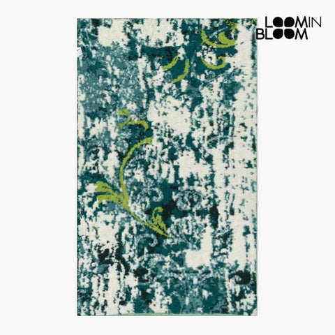 Alfombra Verde (150 x 80 x 3 cm) - Colección Sweet Home by Loom In Bloom