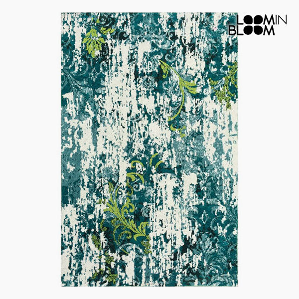 Alfombra Verde (240 x 170 x 3 cm) - Colección Sweet Home by Loom In Bloom