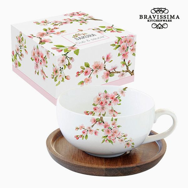 Taza para Infusión Porcelana by Bravissima Kitchen
